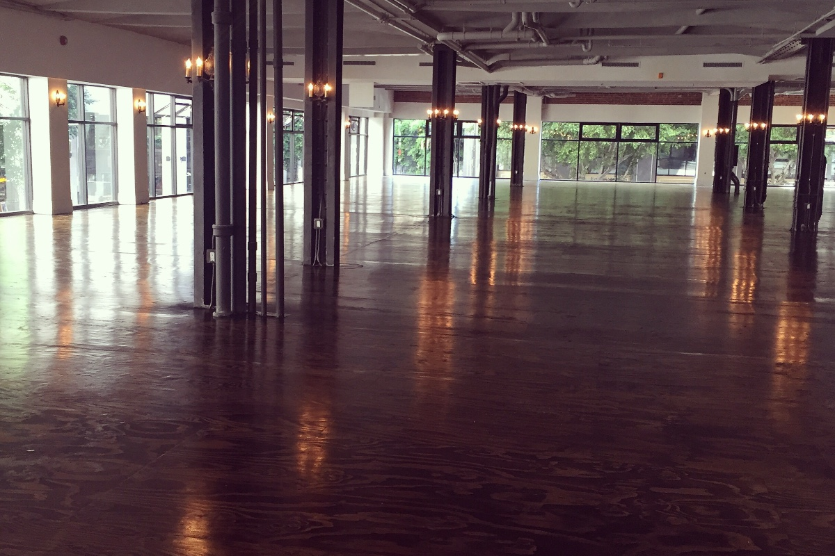 Storefront listing Iconic Pop-Up Event Space in DTLA in Gallery Row, Los Angeles, United States.