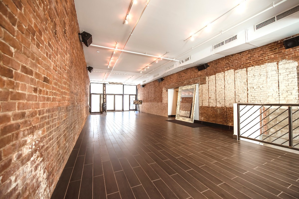 Espace Storefront Rustic Pop-Up Showroom in Chelsea dans Chelsea, New York, United States.